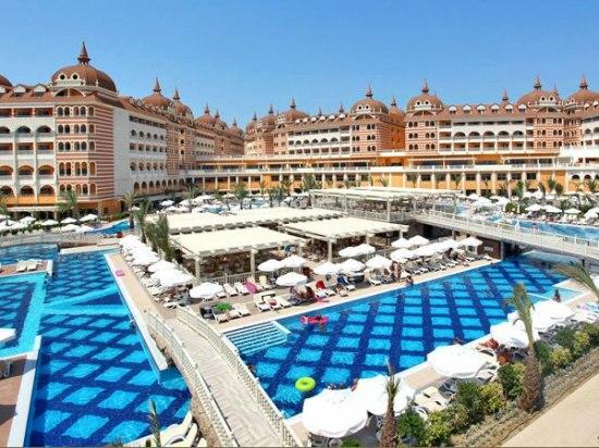 ТУРЦИЯ - АНТАЛИЯ, Сиде - Хотел Royal Alhambra Palace - Почивка в ...